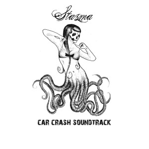 Stazma - Car Crash Soundtrack cover